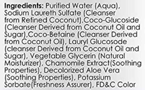 The Full Ingredients List For The Best Waterless Shampoo For Dogs!